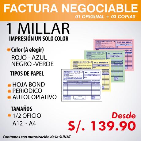 Imprime tus comprobantes de pago en Florez Mercado Contadores