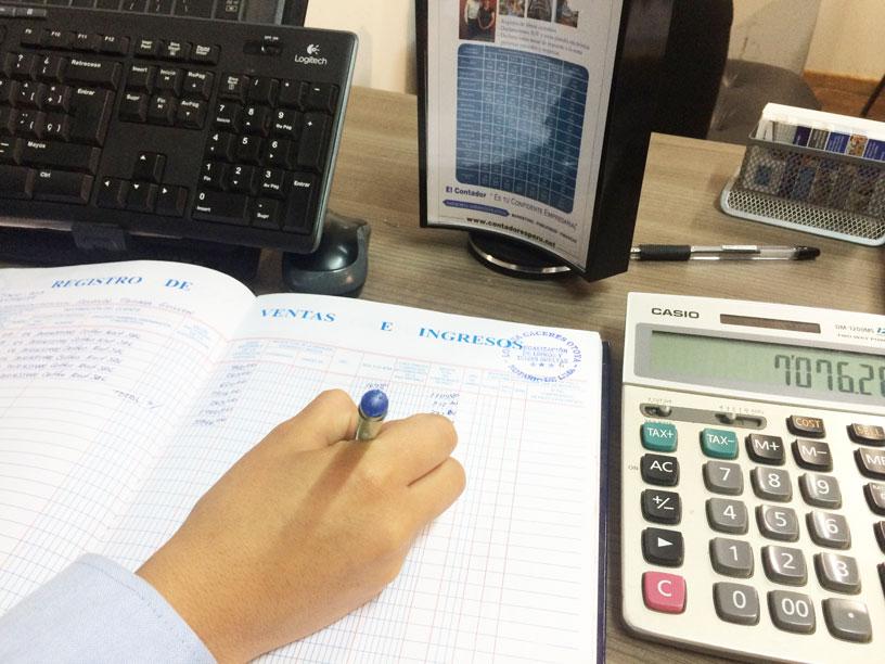 ¿Qué libros contables debo llevar en el 2017?