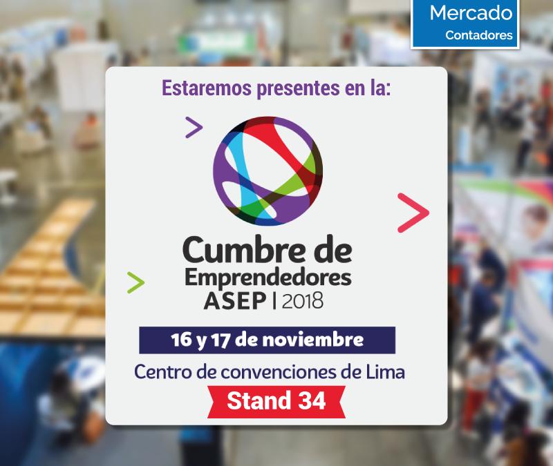 La Asociación de Emprendedores (ASEP) realizará su segunda cumbre este 16 y 17 noviembre.